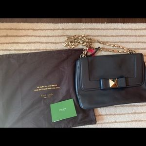 Kate Spade Clutch bag with shoulder chain